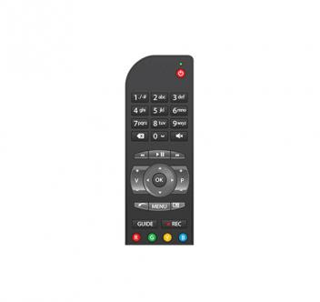 SPEO TV Remote Controller