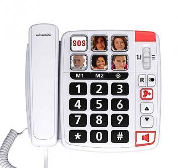 SSWISSVOICE XTRA 1110 Elders Phone