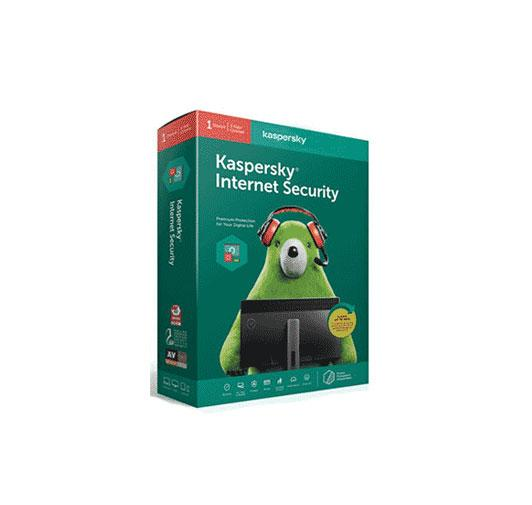 SKaspersky Internet Security - 3 users