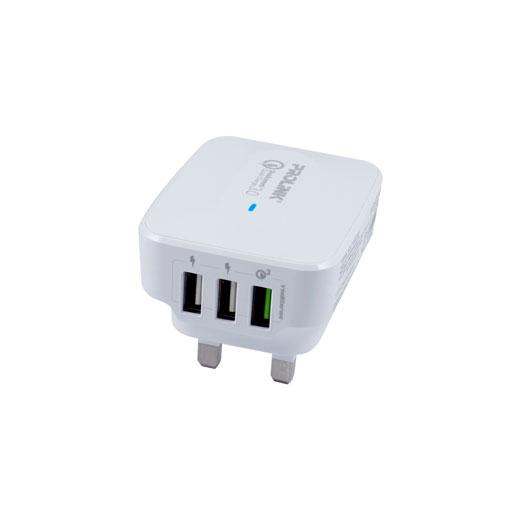SProlink 3-Port Wall Charger